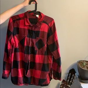 Red flannel h and m